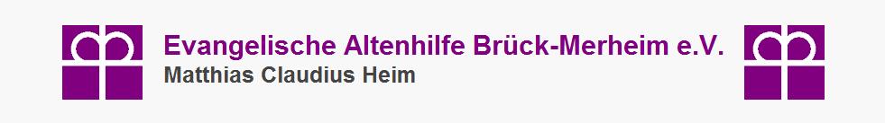 Ev. Altenhilfe Brück Merheim e.V.